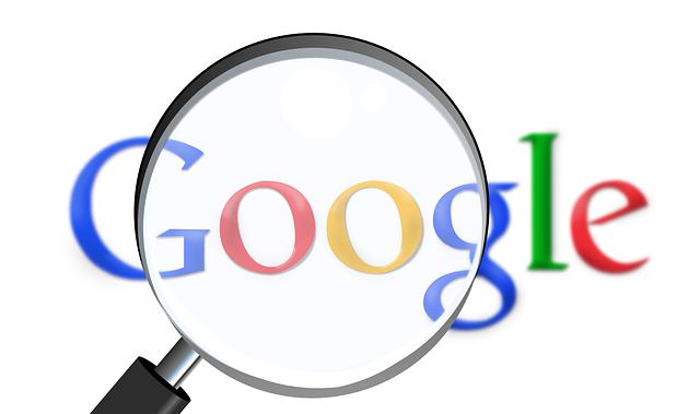 référencement naturel d'un site internet sur Google